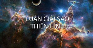 Luận giải sao thiên hình