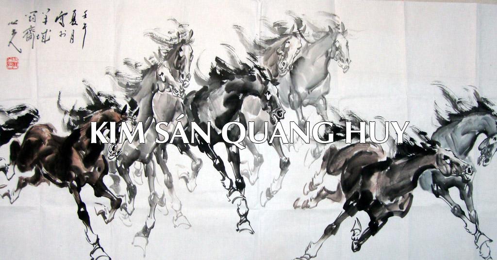 Kim Sán Quang Huy